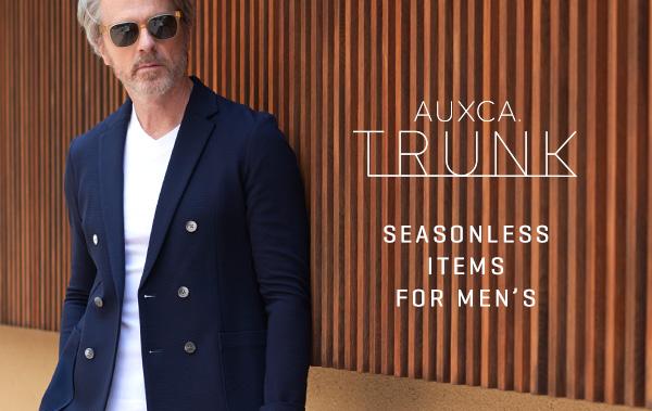 AUXCA. TRUNK SEASONLESS ITEMS FOR MEN'S